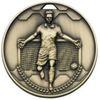 60mm FOOTBALL SCORER MALE MEDAL BRONZE