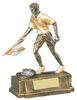 """6.5 ''  FOOTBALL LINESMAN TROPHY ANTIQUE GOLD, IMPORTANT - TWO PART ORDER - 1) Click <a href=""""http://graveshamtrophycentre.com/catalogue/1001,0,0-medals-ribbons-boxes"""">Here</a>to order a Centre for this product. 2) Return to this tab to order the Product."""