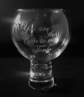 Chunky Gin Glass - You are the gin, Blue Box