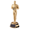 "210mm The Ovation Achievement Figure , IMPORTANT - TWO PART ORDER - 1) Click <a href=""http://graveshamtrophycentre.com/catalogue/1001,0,0-medals-ribbons-boxes"">Here</a> to order a Centre for this product. 2) Return to this tab to order the Product."
