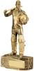 7.75 ''  Cricket Male Antique Gold
