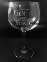 Gin & Tonic, Blue Box