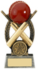 "5.25"" ESCAPADE CRICKET AWARD ANTIQUE GOLD, IMPORTANT - TWO PART ORDER - 1) Click <a href=""http://graveshamtrophycentre.com/catalogue/1001,0,0-medals-ribbons-boxes"">Here</a> to order a Centre for this product. 2) Return to this tab to order the Product."