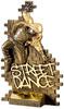 6.25'' Street Dance Male Antique Gold
