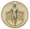 60mm FOOTBALL SCORER MALE MEDAL GOLD