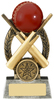 "5"" ESCAPADE CRICKET AWARD ANTIQUE GOLD, IMPORTANT - TWO PART ORDER - 1) Click <a href=""http://graveshamtrophycentre.com/catalogue/1001,0,0-medals-ribbons-boxes"">Here</a> to order a Centre for this product. 2) Return to this tab to order the Product."